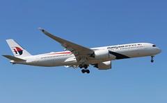 9M-MAE Airbus A350-941 Malaysia Airlines (R.K.C. Photography) Tags: 9mmae airbus a350941 a350 malaysiaairlines mh mas london heathrow unitedkingdom uk england aircraft airliners aviation londonheathrowairport lhr egll canoneos100d