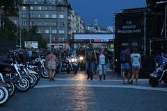 Harley (Olli.Dr) Tags: harleydavidson 115 anniversary prague vystaviste holesovice hd motorcycles fre freedom festival evening canon