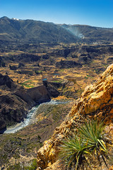 2018 Colca Canyon (jeho75) Tags: canyon sony ilce 7m2 zeiss peru south america colcatal colca valley landscape landschaft