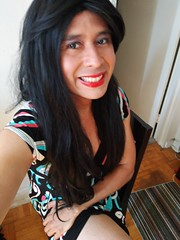 P_20180701_165424 (irene7890) Tags: crossdresser crossdress crossdressing cd tgirl transvestite tranny transexual travesti transgender transgendered trans