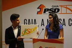 Tomada de posse da JSD de Vila Nova de Gaia