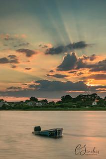 Mudeford Sunset