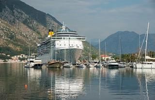 Montenegro. Kotor Bay