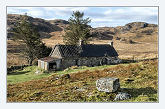 An Assynt abandoned croft # 2 (Katybun of Beverley) Tags: ruin assynt sutherland scotland scenery scenic cottage croft building outdoors landscape rural abandoned rotten decaying decay