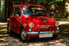 KDDSANTOS4 (PHOTOJMart) Tags: fuente del maestre jmart fiat quinientos kdd los santos de maimona coche clasico car classic