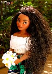Moana ♥ (♥ MarildaHungria ♥) Tags: moana princess disney disneyprincess disneystore doll toy clothes outdoor