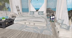 At the shells (Sannita_Cortes) Tags: tmcreation decor decoration furniture home house mayasbuildingsfurniture swank tropical building decorating furnituredecor houseshomes landscaping nature secondlife sl