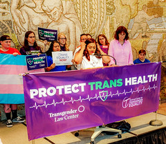 2018.07.17 #ProtectTransHealth Rally, Washington, DC USA 04772