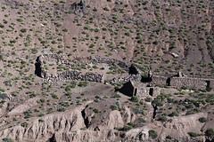 Ruins of Old Machuca Village Atacama Desert Chile (Barbara Brundage) Tags: ruins old machuca village atacama desert chile