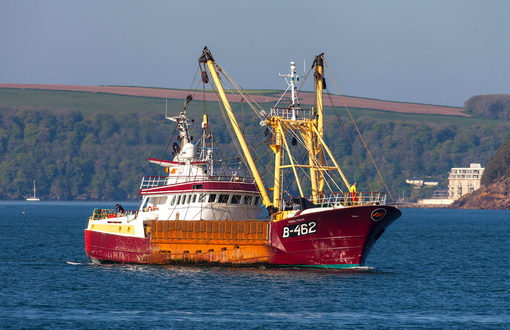 The World's Best Photos of plymouth and trawler - Flickr Hive Mind