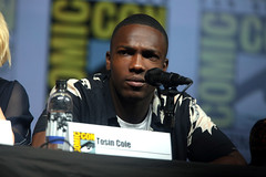 Tosin Cole (Gage Skidmore) Tags: tosin cole doctor who san diego comic con international 2018 convention center california