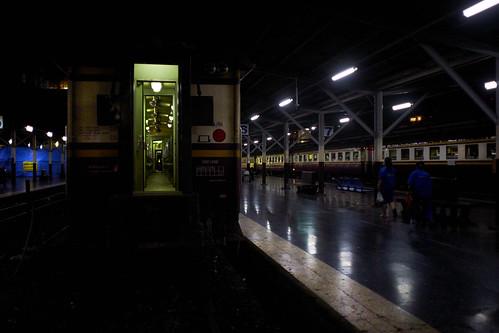 Hualamphong train station, Bangkok, Thailand