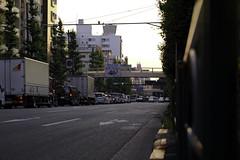 sdqH_180726_A (clavius_tma-1) Tags: sd quattro h sdqh sigma 70mm f28 dg macro art 梅里 umesato 東京 tokyo 青梅街道 asphalt car vehicle sunset
