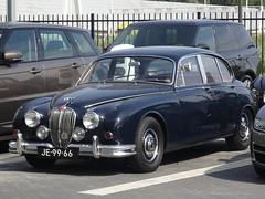 1964 Jaguar Mark 2 (harry_nl) Tags: netherlands nederland 2018 utrecht jaguar mark2 je9966 sidecode1