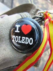 """Toledo Button (hussi48) Tags: toledo button spain spanien """"trinkets"""" macromondays"""