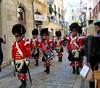 42nd Regiment of Foot - Gibraltar (edowds) Tags: 42ndregimentoffoot gibraltar 2018 april soldier troop regiment ceremonyofthekeys history scottish uniform kilt tartan keys ceremony