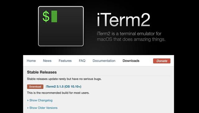 [Mac] iTerm + Zsh