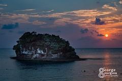 Japan_20180314_2094-GG WM (gg2cool) Tags: japan okinawa gg2cool georgiou dragon boat training sunset food paddle rowing beach