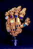 The Infinity Herocore Gauntlet #3 (Masteryker) Tags: avengersbionicle avengers avengersinfinitywar bioniclemoc bionicle bioniclefuture infinitygauntlet legoinfinitygauntlet thanos herofactory herofactorymoc magic infinity infinitystones marvel legomoc skyset stopmotion skysetmultiverse masteryker