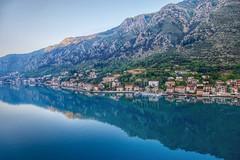 Entrance to Kotor. Montenegro (mtm2935) Tags: adriaticcoast adriaticsea ancient architecture medieval water portofcall coast town village montenegro kotor bay