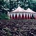 Ein Zirkuszelt in Meppen