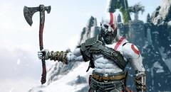 Boy, again! (kevchan1103) Tags: neca god war blades chaos mod kratos ps4 godofwar toys action figures custom