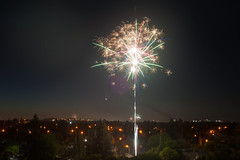 July 🔥th (evannoronha) Tags: july 4th fireworks san jose long exposure