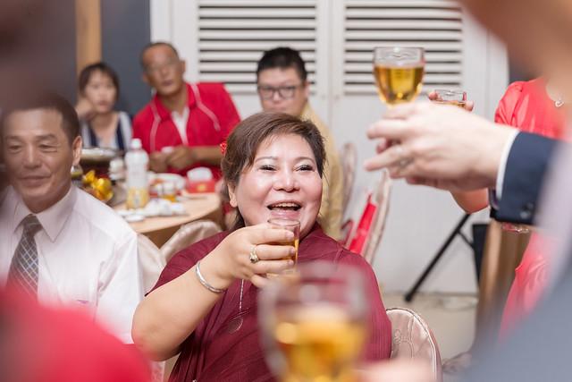 台南婚攝 大成庭園餐廳 紅樓 (90)