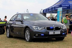 Humberside Police Unmarked BMW 330d Roads Policing Unit Traffic Car (PFB-999) Tags: humberside police unmarked bmw 330d 3series saloon roads policing unit rpu traffic car vehicle grilles dashlight leds rescue day 2018