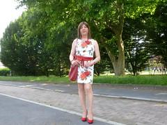 Milano - Via Mecenate (Alessia Cross) Tags: crossdresser tgirl transgender transvestite travestito