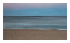 Peace (tara.bowen) Tags: sunset sydney newport beach sand water longexposure canon lee