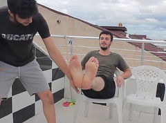Turkish Youtubers #turkish #man #male #barefoot #barefeet #feet #footfettish #fettish #sole #sox #ayak #çorap (foot N socks) Tags: çorap barefeet footfettish feet fettish male sole barefoot man ayak turkish sox