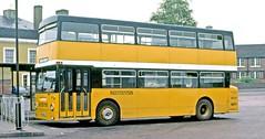 Stevensons, Uttoxeter: 44 (MLH315L) in Uttoxeter Bus Station (Mega Anorak) Tags: bus daimler fleetline crg6lxb mcw dms stevensonsuttoxeter londontransport uttoxeter