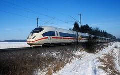 403 027  bei Ulm  12.01.03 (w. + h. brutzer) Tags: ulm eisenbahn eisenbahnen train trains deutschland germany ice railway zug db 403 webru analog nikon triebzug triebzüge