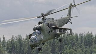 Mil Mi-24V Hind E (734)