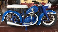 Harley-Davidson (for children) (François Tomasi) Tags: moto manège harleydavidson françoistomasi justedutalent yahoo google flickr ancien old tyson juillet 2018