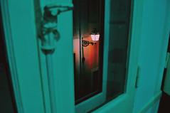 (Virginia Gz) Tags: bairroalto lisbon lisboa portugal architecture window lights night room hotel