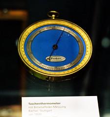 Pocket thermometer (mkk707) Tags: film analog wwwmeinfilmlabde leica r3 leicar3 leitzsummicronr90 itsaleica leitzcamera bokeh vintagefilmcamera vintagelens 35mmfilm fujifilmsuperiaxtra800 germancameras technoseum mannheim