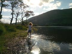 Dancing on the lake (bruno carreras) Tags: highlands tierras altas tierrasaltas escocia scotland castel castillo valley valle lago lake loch glencoe skye cairngroms uk