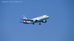 Eurowings (bluetoonloon) Tags: bluetoonloon kalamaki zakynthos zante greece ionian sea eurowings aircraft