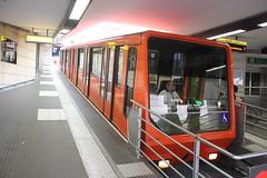 Kolej Saint-Just (magro_kr) Tags: lyon francja france kolej transport komunikacja stacja funicular transit station