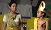 Tamil_NY_35 (Manohar_Auroville) Tags: tamil auroville new year puthanthu ramayana transition students girls theatre tamilbeauty tamilgirl manohar luigi fedele india