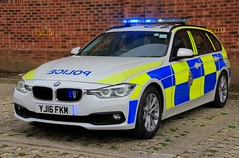 West Yorkshire Police BMW 330d Touring Roads Policing Unit Traffic Car (PFB-999) Tags: west yorkshire police wyp bmw 330d 3series touring estate roads policing unit rpu traffic car vehicle lightbar grilles reg lights leds yj16fkm