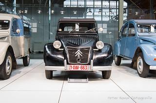 Citroën 2CV AZS - 1960