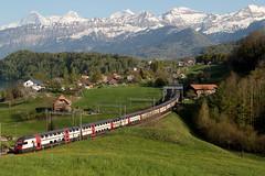 18_04_21 BernerOberland (270) (chrchr_75) Tags: christoph hurni chriguhurni chriguhurnibluemailch chrchr april 2018 chrchr75 schweiz suisse switzerland svizzera suissa swiss albumbahnenderschweiz albumbahnenderschweiz20180106schweizer bahnen bahn eisenbahn train treno zug juna zoug trainen tog tren поезд lokomotive паровоз locomotora lok lokomotiv locomotief locomotiva locomotive railway rautatie chemin de fer ferrovia 鉄道 spoorweg железнодорожный centralstation ferroviaria