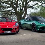 Lotus Elise S2 & Lotus Evora GT430 thumbnail