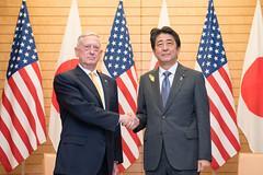 180629-D-SV709-0292 (Secretary of Defense) Tags: jamesnmattis chaos jamesmattis japan jimmattis primeminister tokyo jpn