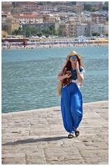 Blue.  Cefalu, Sicily (Pauls Pixels) Tags: flickr 1000 allcontent