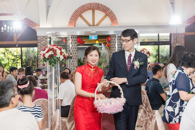 台南婚攝 大成庭園餐廳 紅樓 (78)