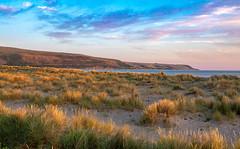 Late sun on the beach/seafront, Barmouth, Gwynedd, Wales. UK (2.4 mil views - Thank you all.) Tags: barmouth wales unitedkingdom gb gwynedd uk staneastwood stanleyeastwood beach shore water sea cardiganbay sun sunset sky cloud